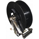 Auto hose reel and mounting bracket